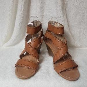 INC International Concepts wedge sandals